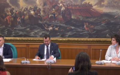 Burocrazia zero e Modello Genova per far ripartire l'Italia
