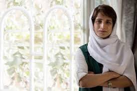 Nasrin Sotoudeh condannata a 38 anni di carcere e 148 frustate