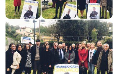 Con Maurizio Gatti per il cambiamento ad Arcola!