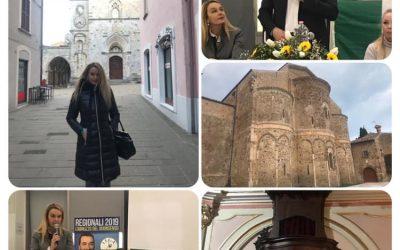 Oltre 1.300 km in Abruzzo per Campagna elettorale delle Regionali