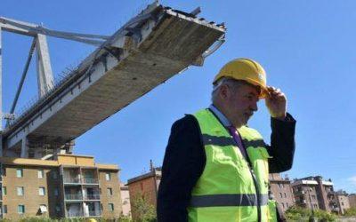 Marco Bucci nominato Commissario per la ricostruzione del Ponte Morandi