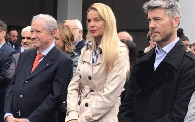 Inaugurazione della nuova sede dell'Azienda Crovara a La Spezia
