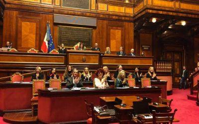 Evento in Senato con le scuole per il 70° anniversario della Dichiarazione universale dei diritti dell'uomo