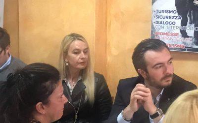 Con Riccardo Molinari a Ceparana