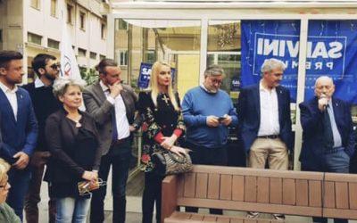 Raffaele Volpi Sottosegretario alla Difesa a La Spezia
