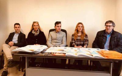 Presentazione servizi di Confimprersa-Former a Sarzana