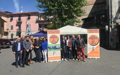 Gazebo Lega a Follo