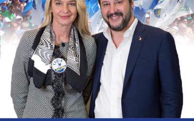 8 dicembre tutti in Piazza del Popolo con Matteo Salvini!