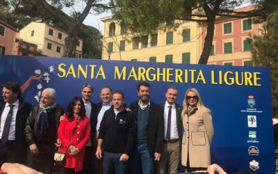 Riaperta strada tra Portofino e Santa Margherita Ligure