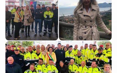 Con la Protezione Civile a Cogorno