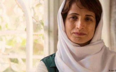 Lettera al Presidente dell'Iran Rouhani sulla vicenda di Nasrin Sotoudeh