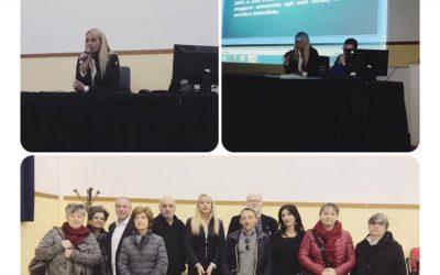 Incontro sulla Costituzione con le classi V dell'Istituto superiore Einaudi-Chiodo