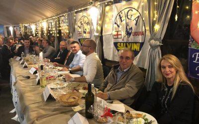 Cena di Natale della Lega provinciale Genova