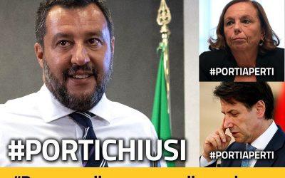 La Corte di Cassazione dà ragione a Matteo Salvini