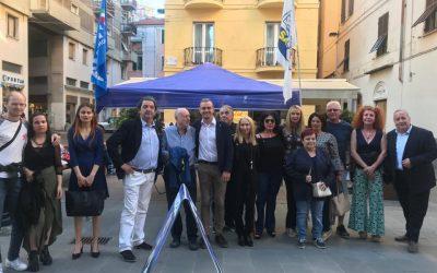 Gazebo a La Spezia