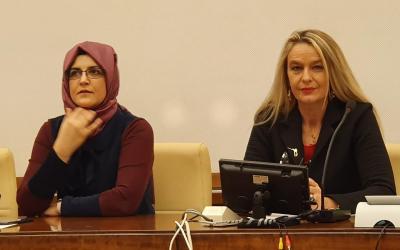 Testimonianza Hatice Cengiz, moglie Jamal Khashoggi