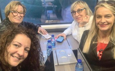 Verso Bologna per Lucia Borgonzoni Presidente