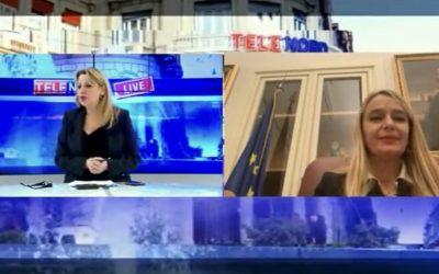 Intervista per Telenord
