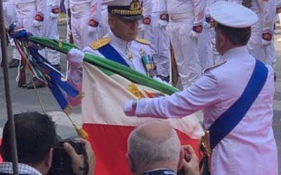 Passaggio di testimone per il nuovo Capo di Stato Maggiore della Marina
