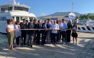 Inaugurazione motonave Lerici