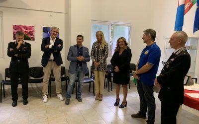 Premiazione dell'evento di Tiro a segno di Rapallo