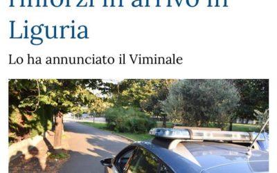 201 nuovi agenti delle Forze dell'ordine grazie a Matteo Salvini