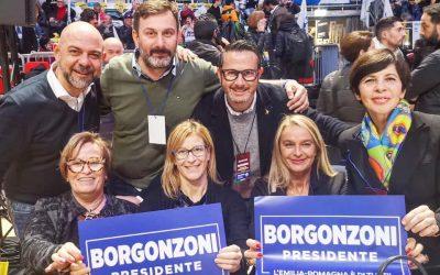 Senatori Lega per Lucia Borgonzoni Presidente