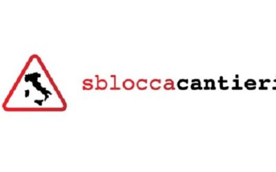 Approvato lo #Sbloccacantieri!