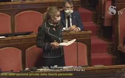 Decreto clandestini: il mio intervento in Aula