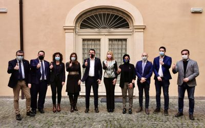 La squadra della Lega che completa il Governo Draghi