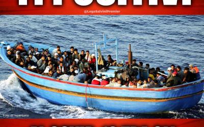 Sbarchi senza sosta di immigrati positivi al Covid