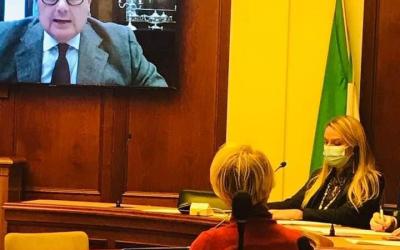 Indagine sui Diritti umani in Egitto con l'Ambasciatore Cantini