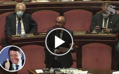Renzi vuole usare il Mes per le navi quarantena dei clandestini