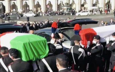 Funerali di Stato per Luca Attanasio e Vittorio Iacovacci