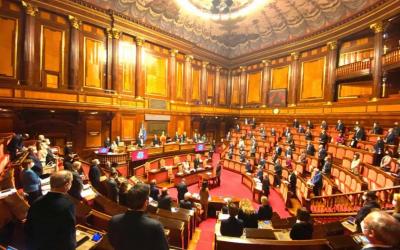 Il Senato ricorda Paolo Rossi