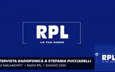 Intervista per RPL