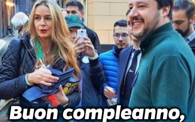 Buon compleanno Matteo Salvini