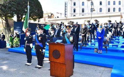 Celebrazioni 98° anniversario Aeronautica Militare