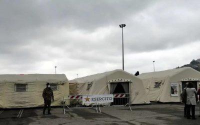 Nuovi presidi sanitari a Cosenza e Pomigliano D'Arco