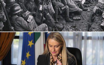 Riabilitazione storica dei militari fucilati durante la Prima guerra mondiale