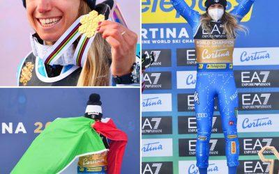Marta Bassino vince la Coppa del Mondo