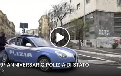 169° Anniversario Polizia di Stato
