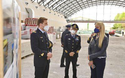 Visita presso il comprensorio aeronautico di Roma Urbe