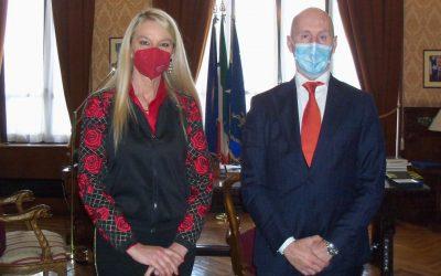 Incontro con Contrammiraglio Massimo Nannini