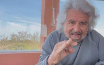 """Senatrici Lega contro Grillo: """"Video sconcertante, chieda scusa alle donne"""""""