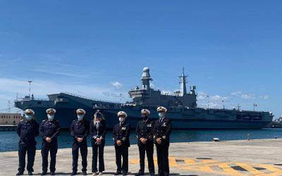 Alla Stazione navale di Taranto