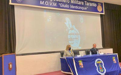 Al Centro ospedaliero militare di Taranto