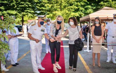 Inaugurazione Welfare Point della Marina Militare a La Spezia