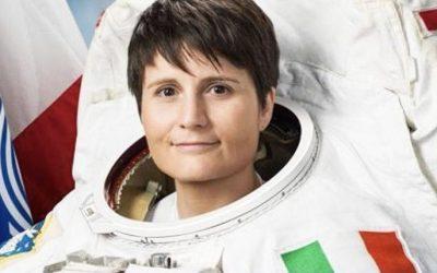 Samantha Cristoforetti orgoglio italiano, prima donna comandante della stazione spaziale internazionale