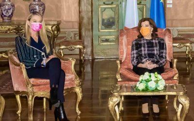 Solidarietà alla Presidente Casellati